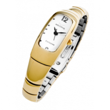 Dámské nerezové hodinky MEORIS L022ssG
