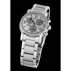 Dámské nerezové hodinky MEORIS L029ssW
