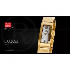 Dámské nerezové hodinky MEORIS L030ssGW