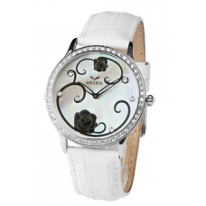 Dámské nerezové hodinky MEORIS L057ss