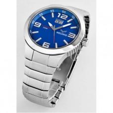 Pánské nerezové analogové hodinky MEORIS G041SS-2