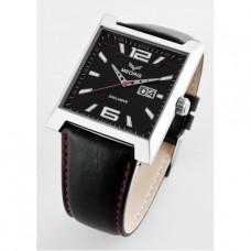 Pánské nerezové analogové hodinky MEORIS G043SS
