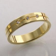 Snubní prsten 929