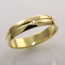 Snubní prsten 938