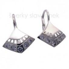 Stříbrné naušnice 6004AG