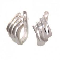 Stříbrné naušnice 6011AG