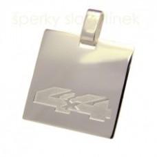 Stříbrný přívěsek 3004AG
