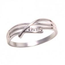 Stříbrný prsten 5007AG