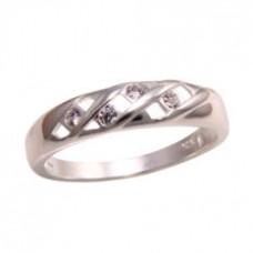 |Stříbrný prsten 5015AG