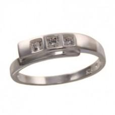 Stříbrný prsten 5017AG